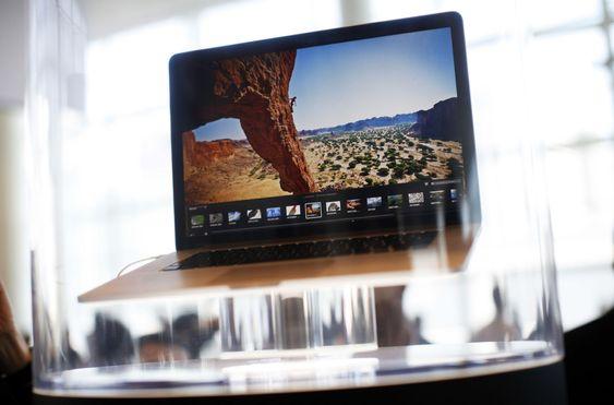 Den nye MacBook Pro stakk av med det meste av oppnerksomheten da Apple lanserte ny maskinvare mandag.