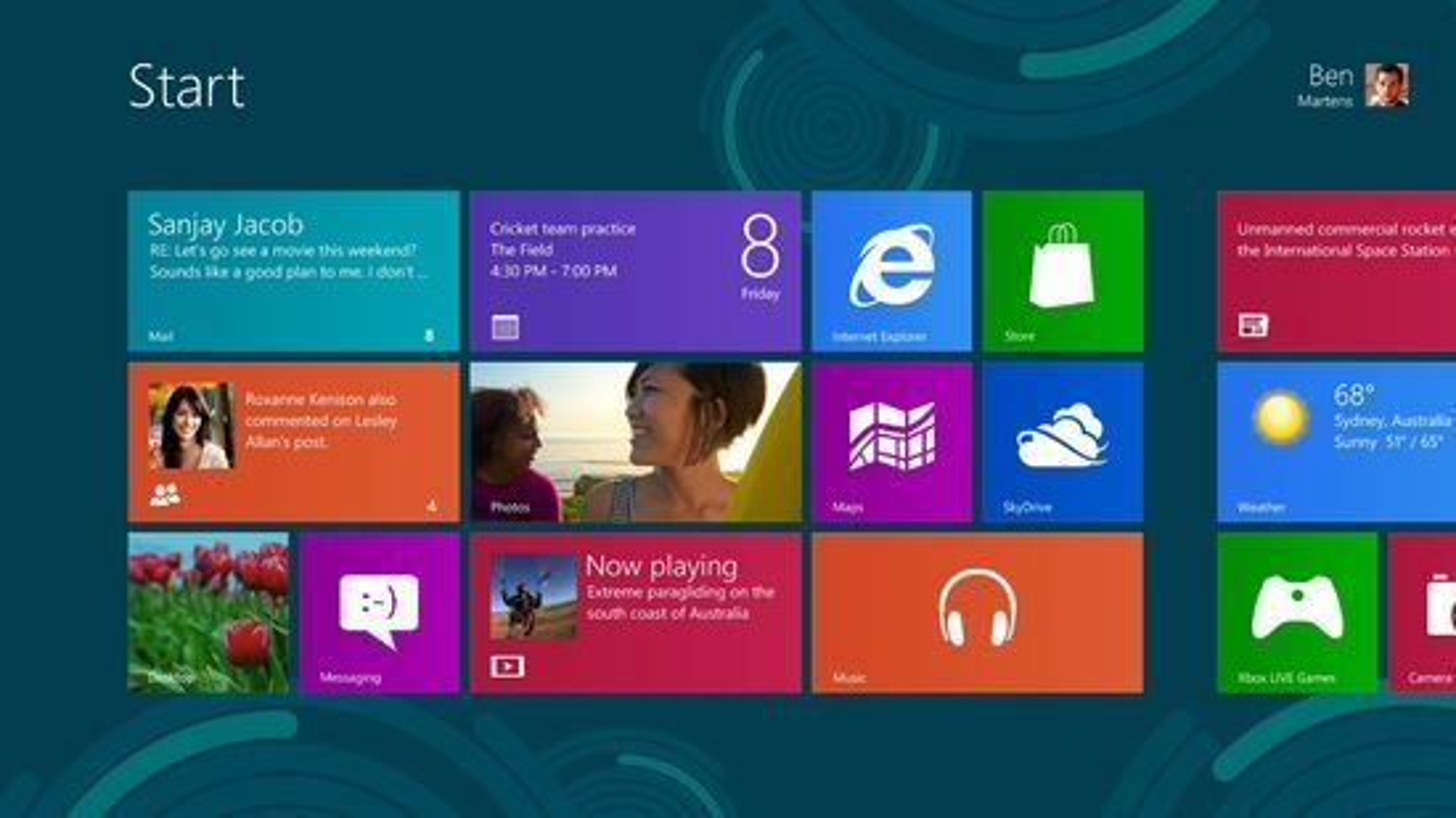 Skal Windows 8 bli en suksess, må mange svært mange lære seg å sette pris på Metro.