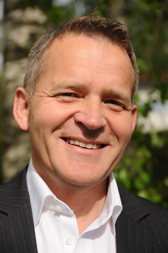 Asle Sjørbotten har ledet Vitari siden starten i april 2002.