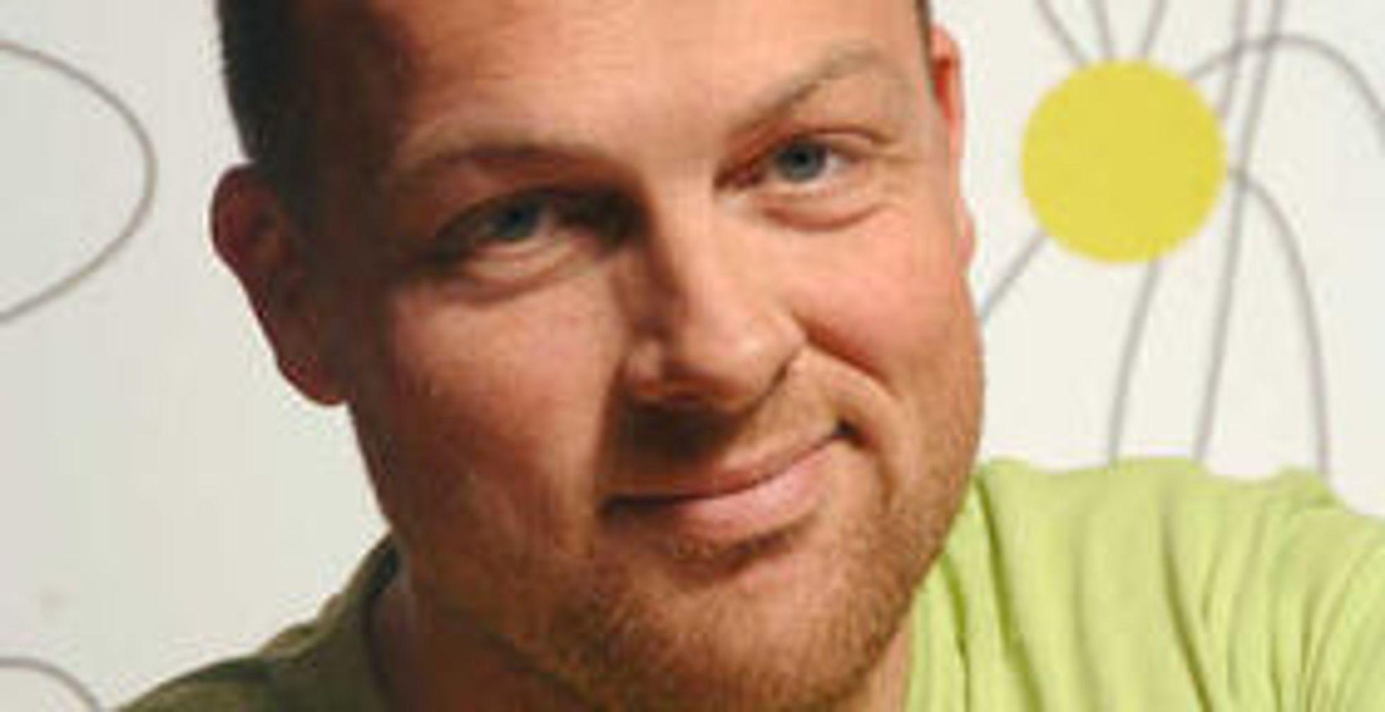 POSITIV: Senior rådgiver offentlig sektor Christer Gundersen i friprogsenteret.