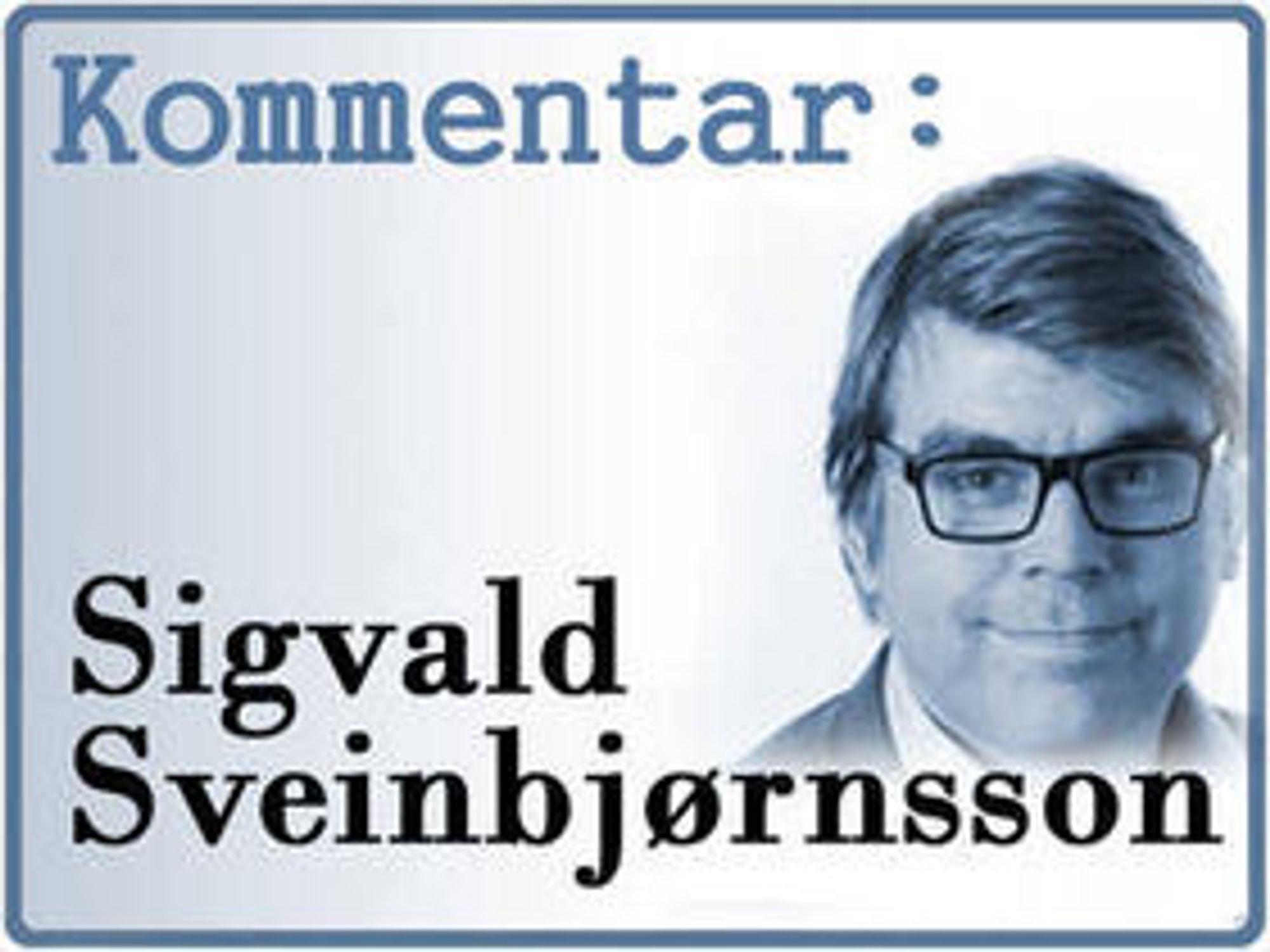 Sigvald Sveinbjørnsson er redaktør i digi.no.