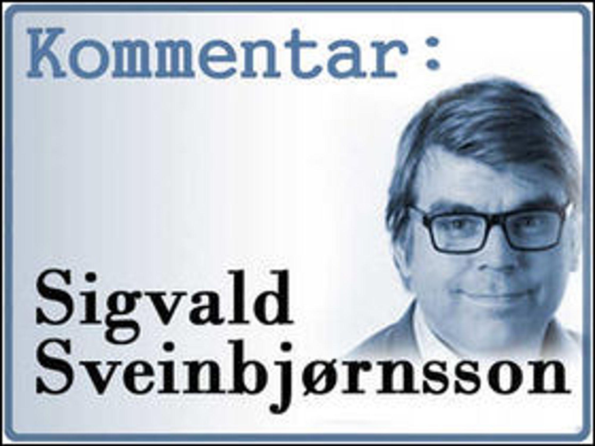 Sigvald Sveinbjørnsson er redaktør i digi.no