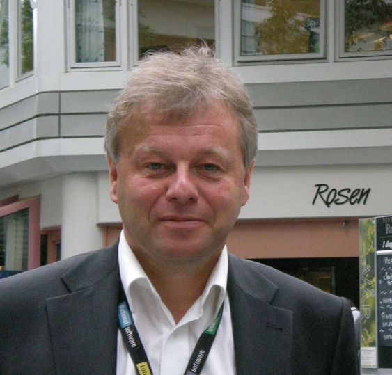 Veteran Bjørn Nordby har nylig byttet beite i IBM, fra sjef for programvare til sjef for maskinvare.