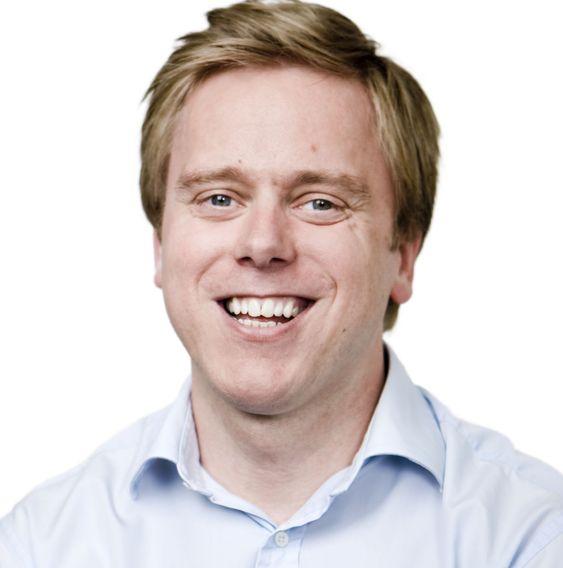 - Vi merker oss at det er viktigere for Microsoft å besøke Norge enn å være med på EU-høringen, sier kommunikasjonssjef Tor Odland i Opera. (Foto: Morten Brakestad)