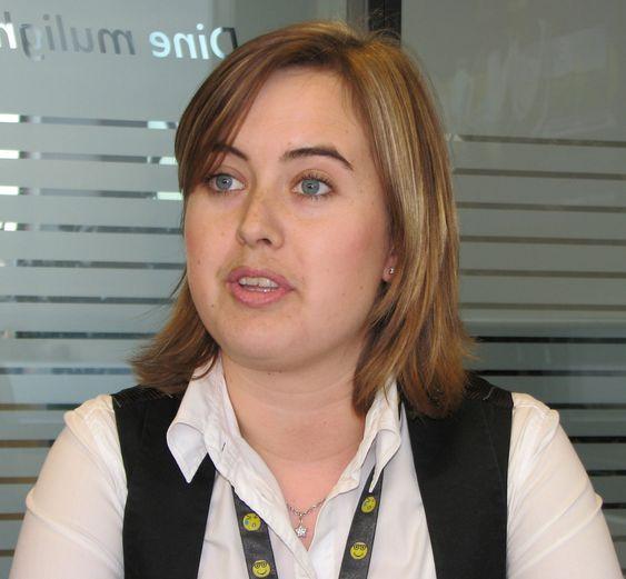 Kristine Bjørnstad i Microsoft Norge