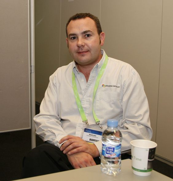 Windows 7 og Windows Server 2008 R2 lanseres samtidig, forteller David Lowe, produktssjef for Windows Server til digi.no.