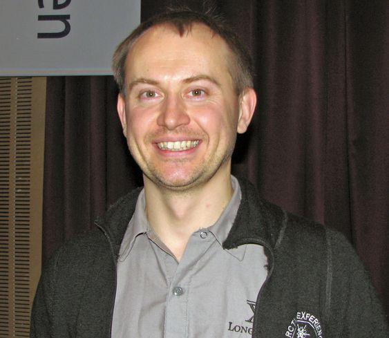 Bredbåndsguruen Jonas Birgersson
