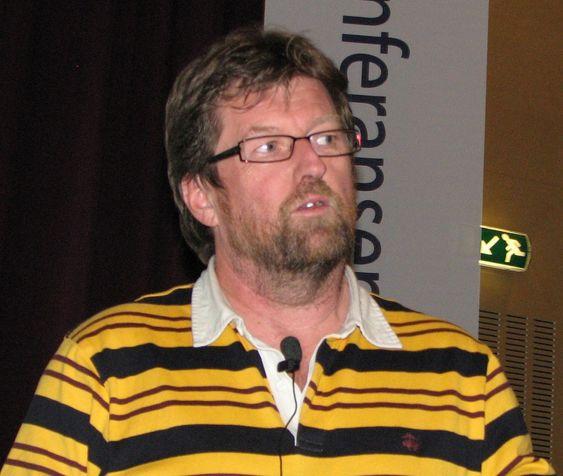 Morten Braarud, daglig leder i Norsk Bynettforening.
