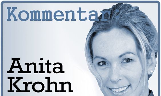Anita Krohn Traaseth er adm. direktør i HP Norge.