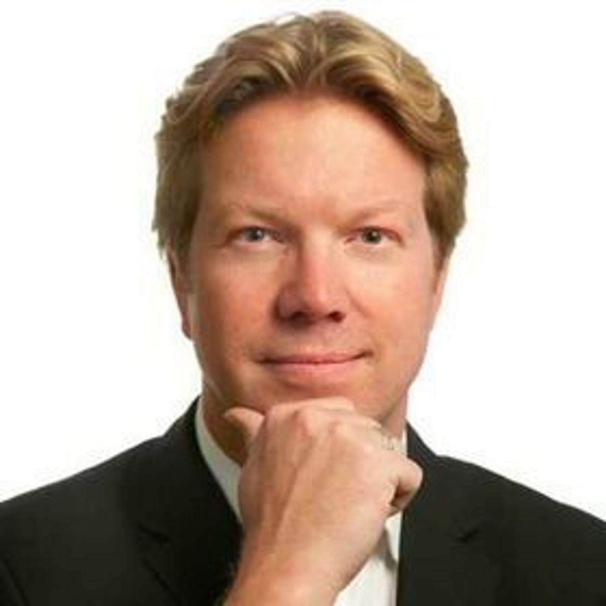 Rikard Steiber er global markedssjef i Google med ansvar for mobil og sosiale medier.