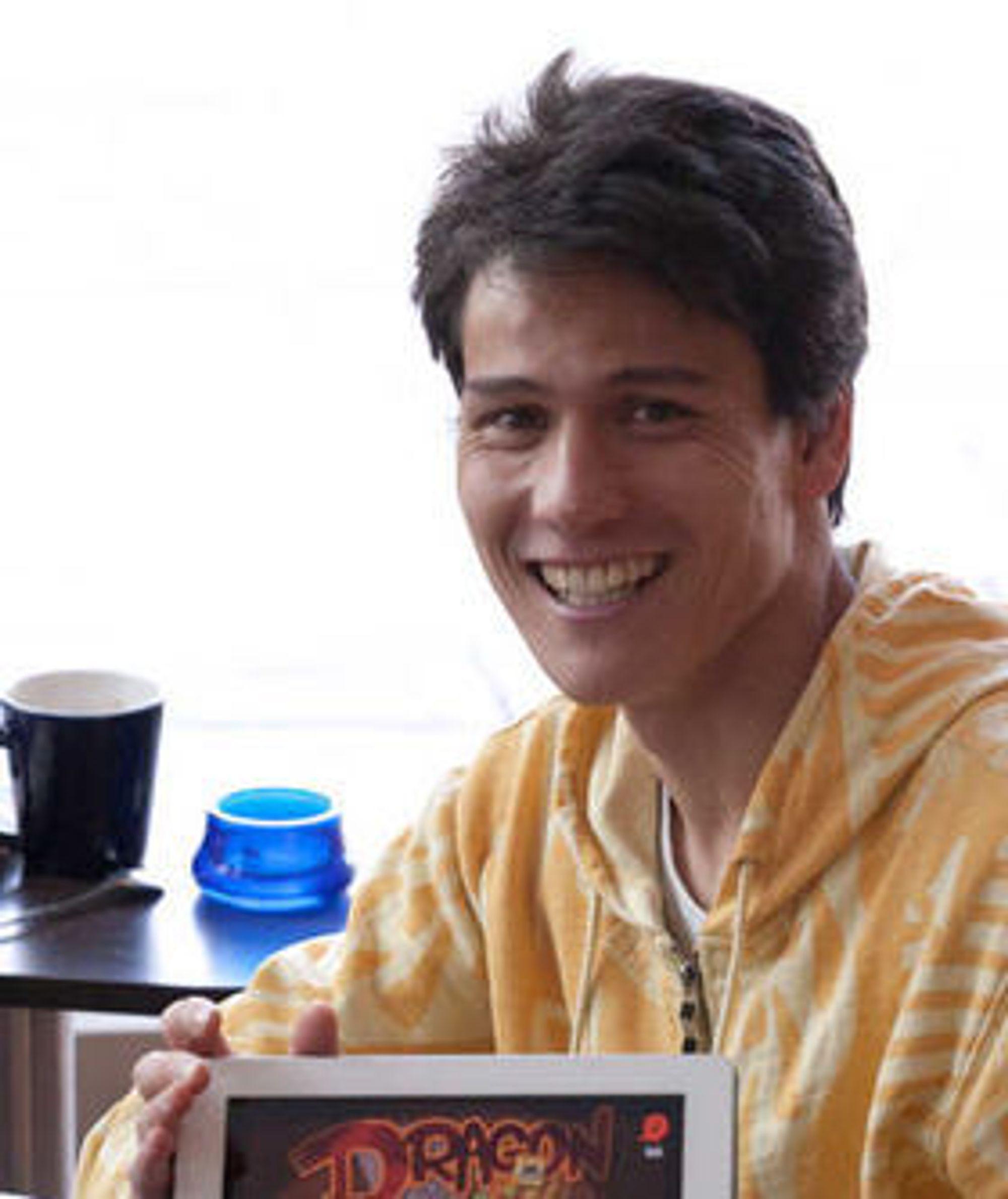Jean-Baptiste Huyhn har opplevd stor suksess med mattespillet Dragonbox i Norge. Selskapet bak, WeWantToKnow har nå store globale ambisjoner for spillet.