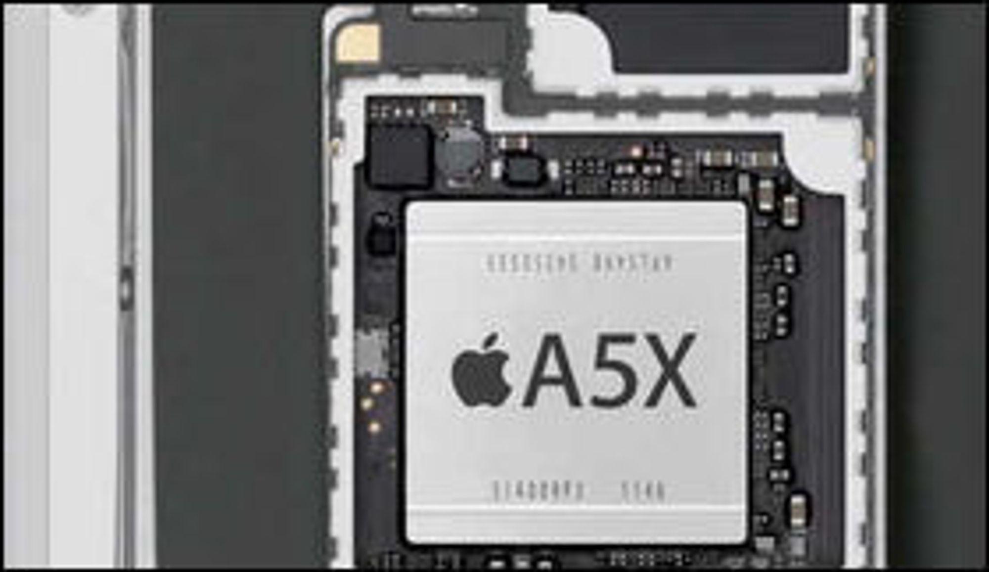 Samsung er eneleverandør av A-prosessorene som driver iPad og iPhone. Nå øker de prisen med 20 prosent ifølge en sørkoreansk avis.