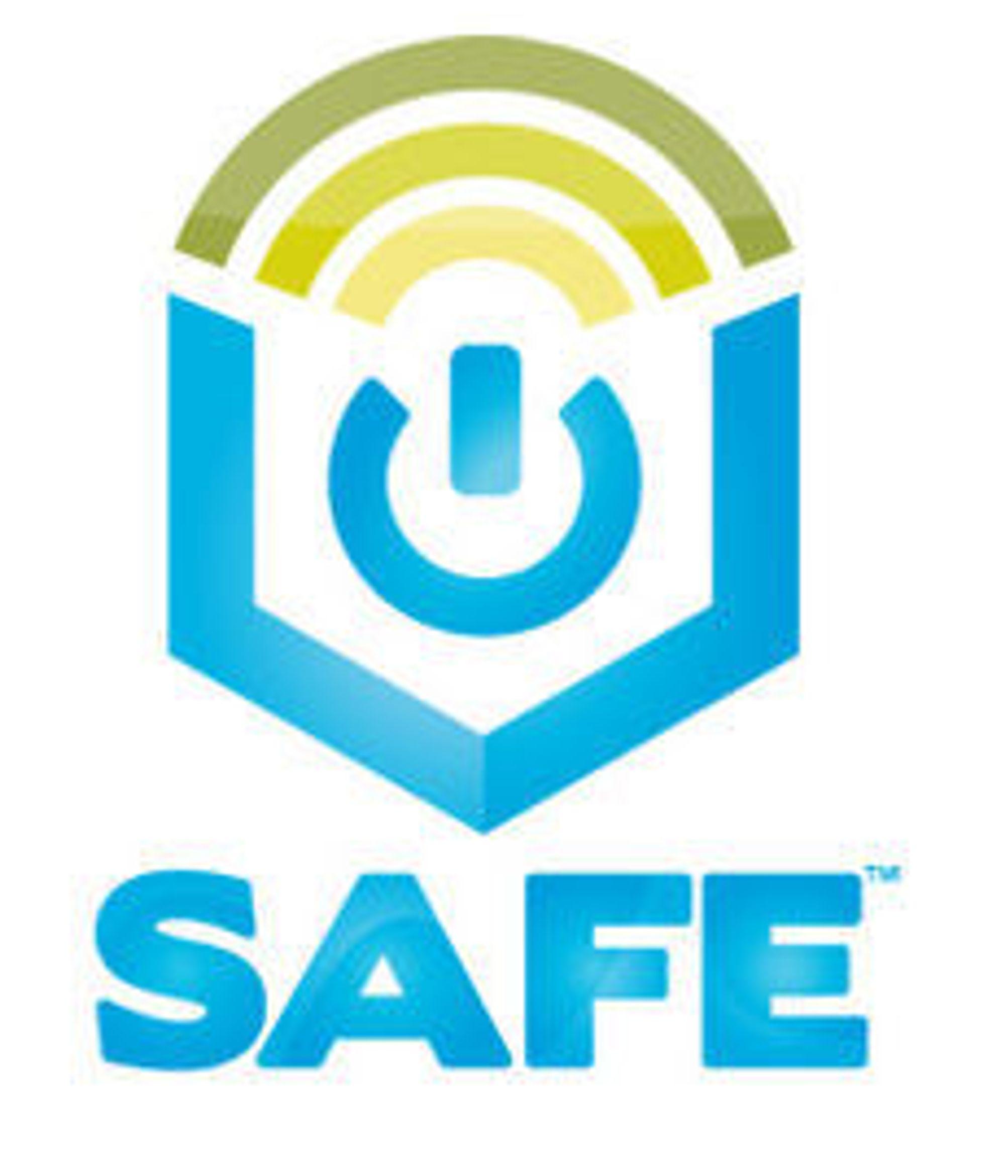 Samsungs SAFE-logo.