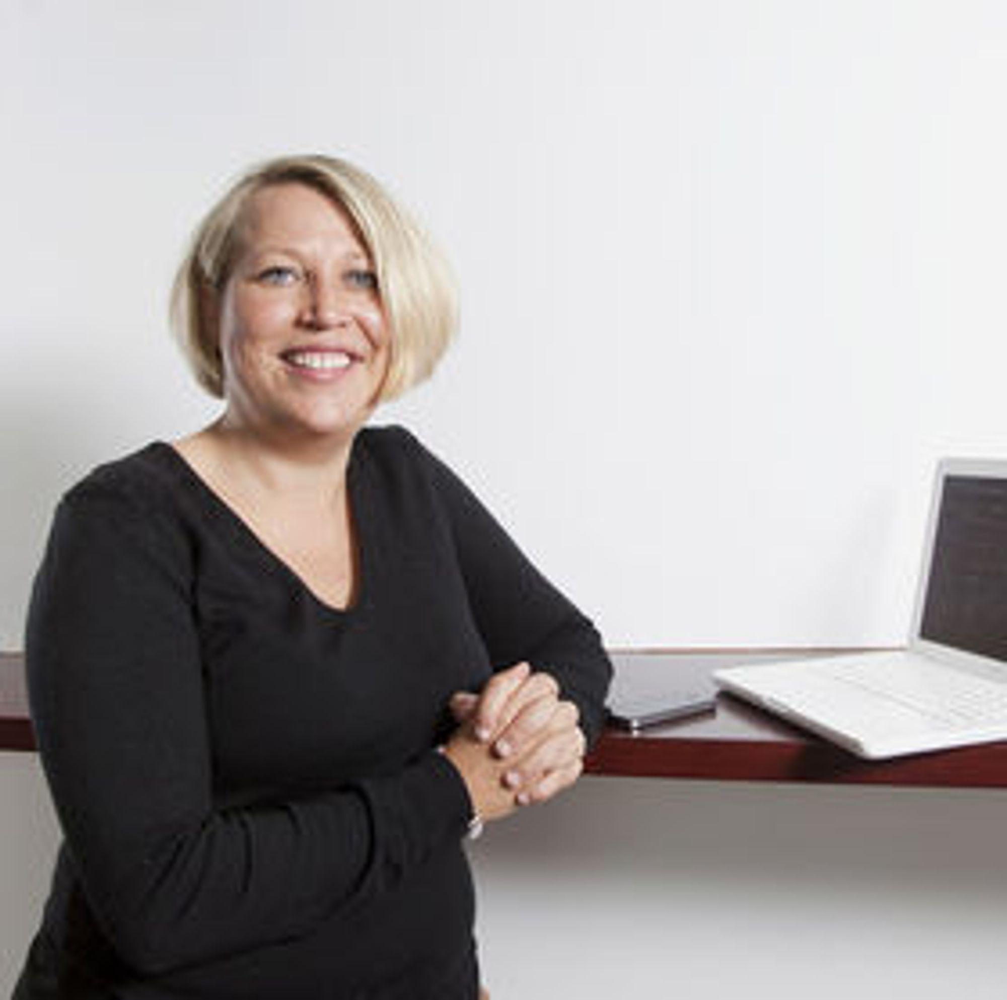 Josephine Simonsen er markedsdirektør i Comoyo.