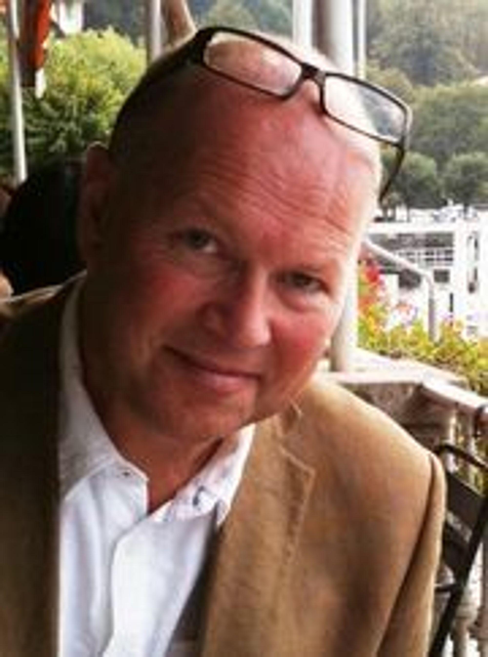 Øyvind Lundgreen skal lede den ene halvparten av Norman, som nå splittes opp i to datterselskaper.