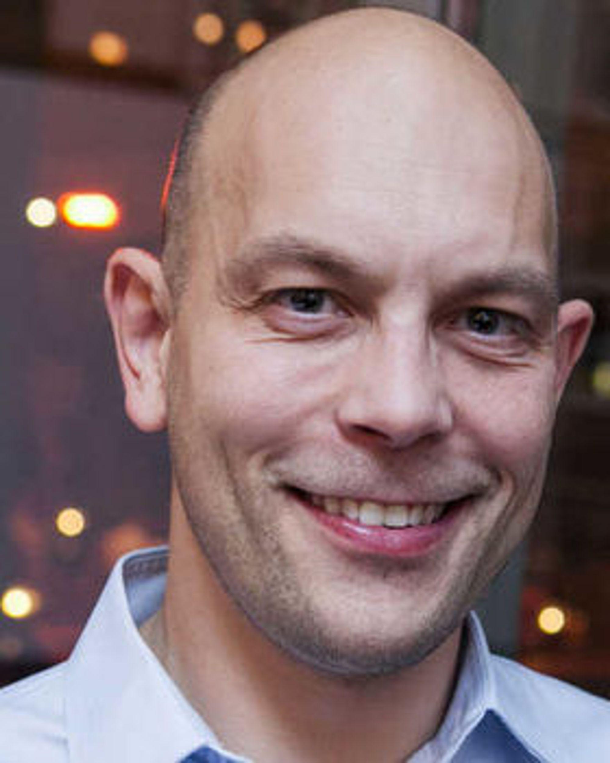 Børge Hansen er ansvarlig for kontakten mellom Microsoft og utviklermiljøet i Norge.