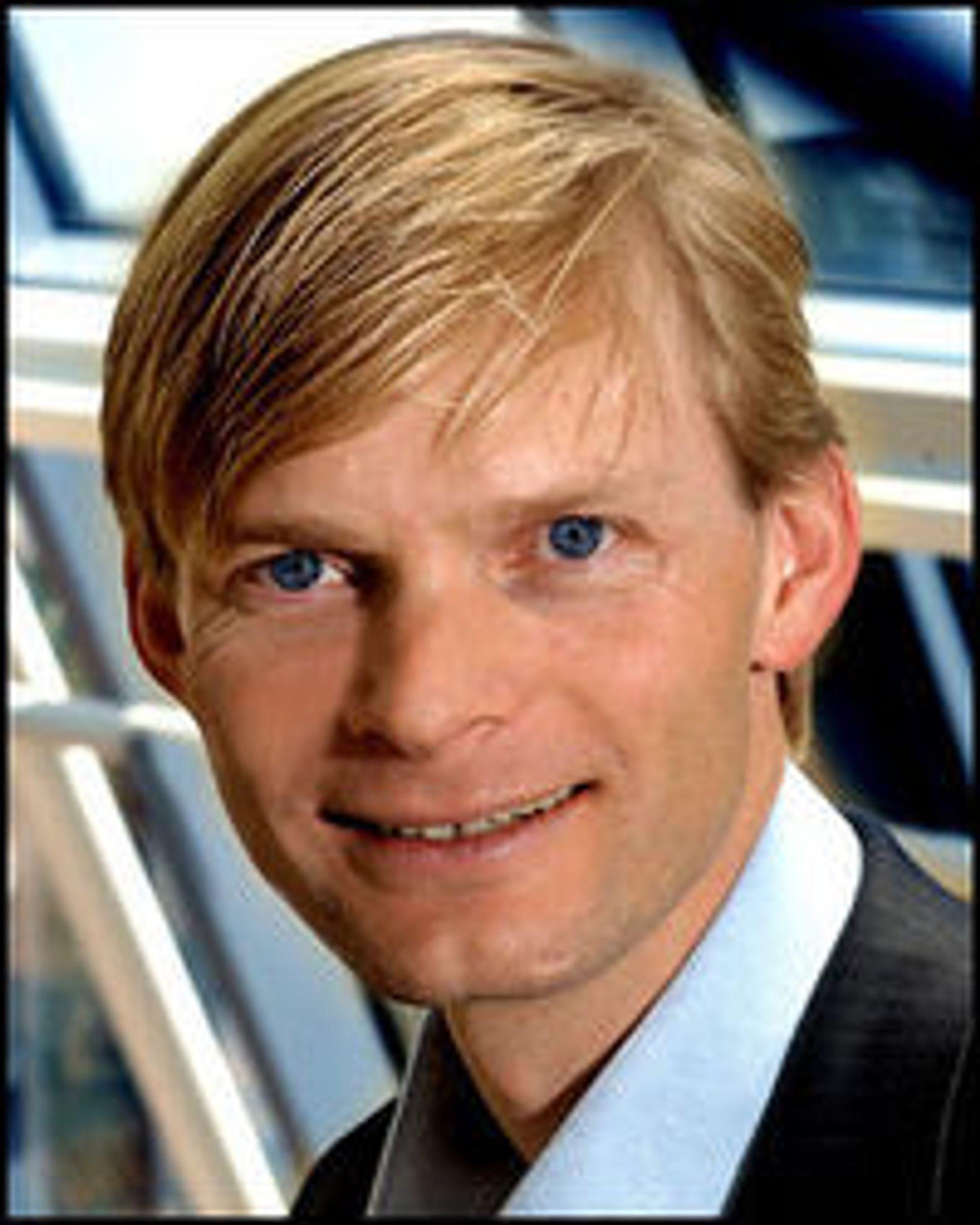 Beklager det inntrufne: Øyvind Husby er direktør for samfunnskontakt i Get.