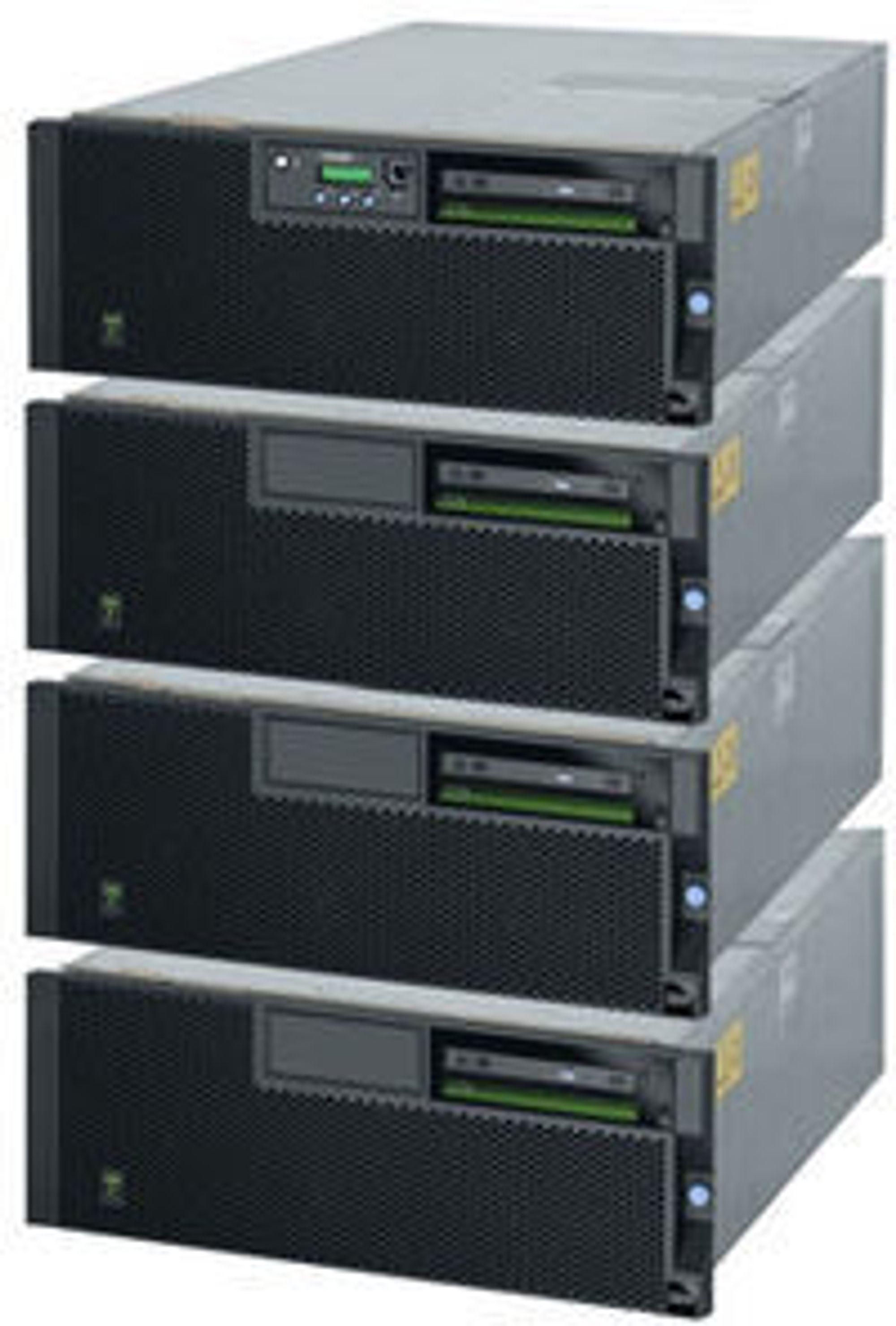 IBM Power 570 er blant systemene som kan oppgraderes til Power7-prosessoren.