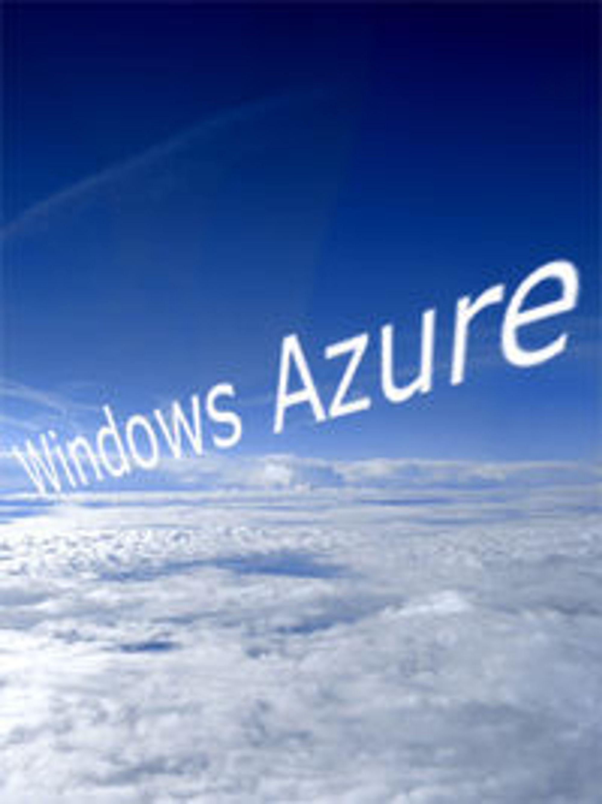 Microsofts nettskytjenester gjøres kommersielt tilgjengelige for utviklere i november i år.