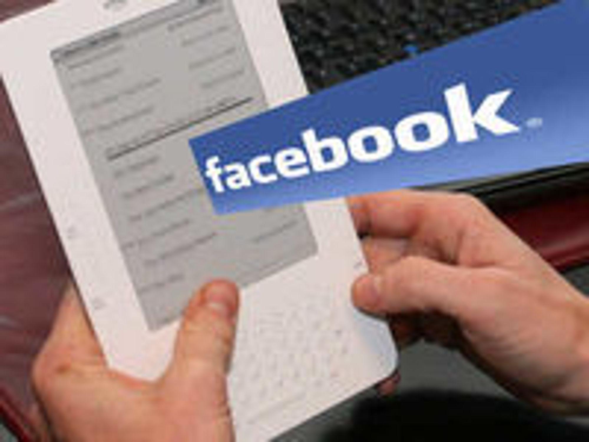 Facebook er blant de forbudte tjenestene som 3G-utgaven av Kindle gir tilgang til i Kina.