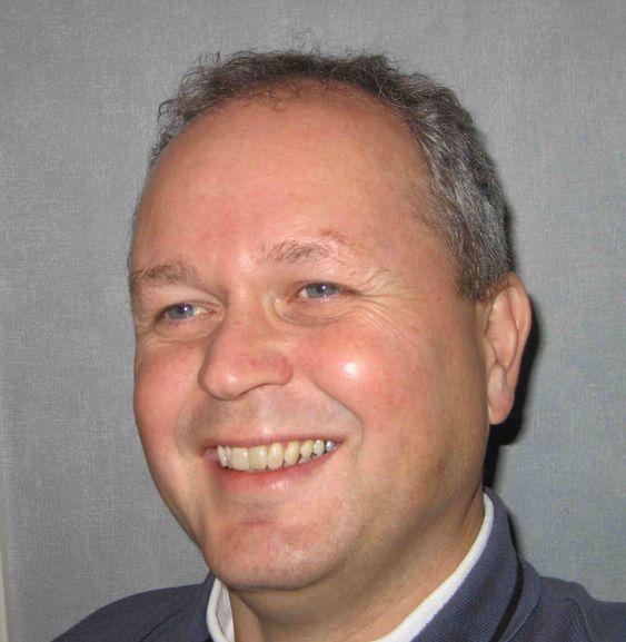 Thomas Sopp er salgsdirektør i programvarehuset Micro Focus.