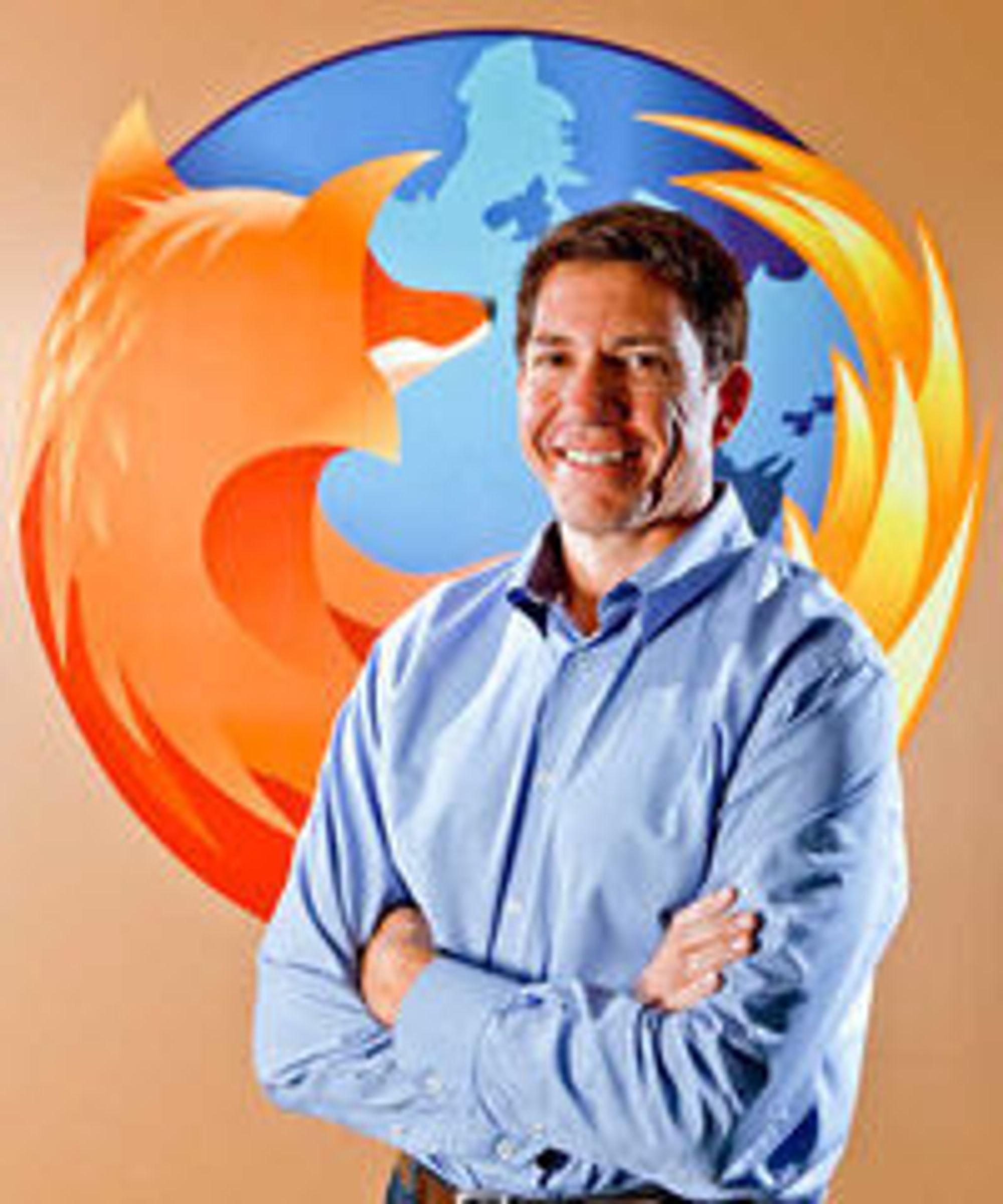 Gary Kovacs, kommende CEO i Mozilla Corporation.