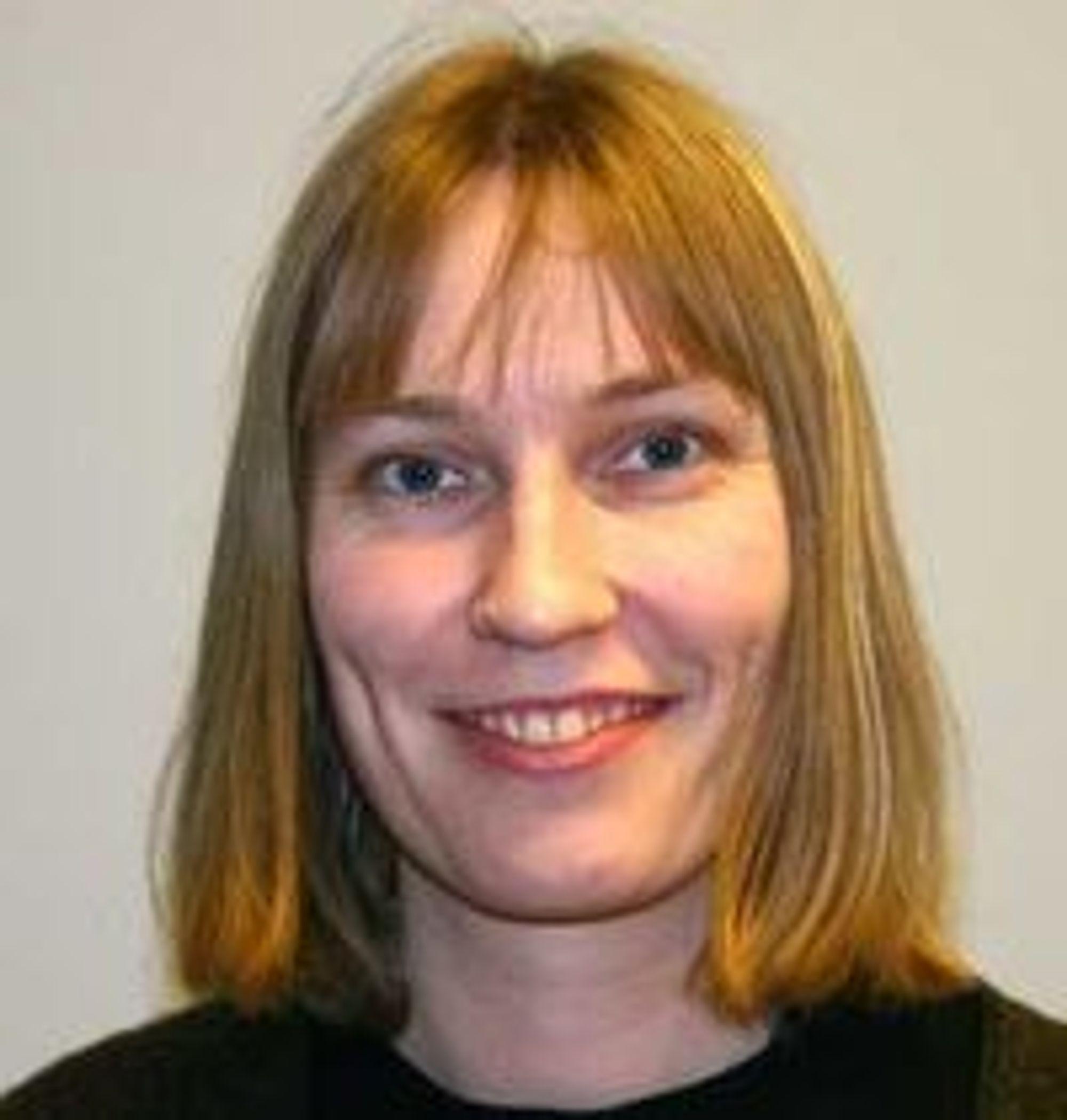 Hilde Thunem er daglig leder for Norid, som administrerer registreringen av domener under .no.