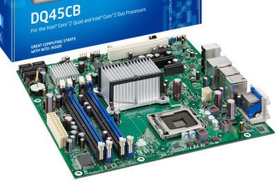 Intel Desktop Board DQ45CB