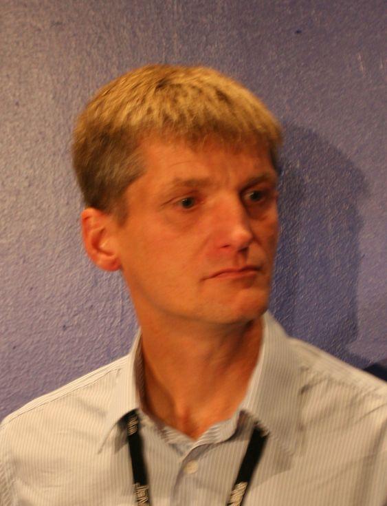 Markus Harboe fra IT-sikkerhetsselskapet Mnemonic.