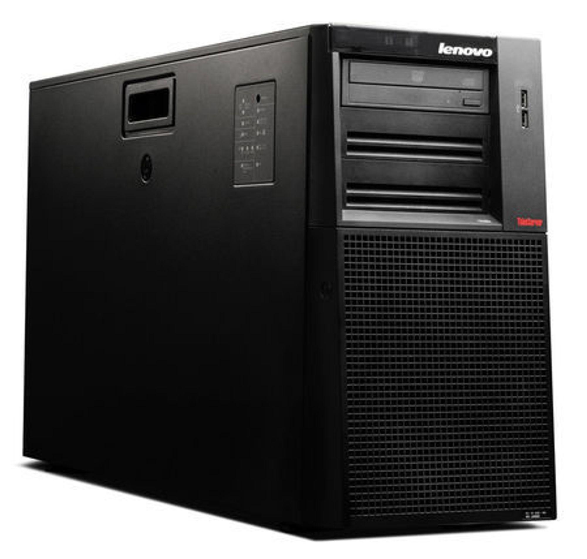 Lenovo ThinkServer TD100