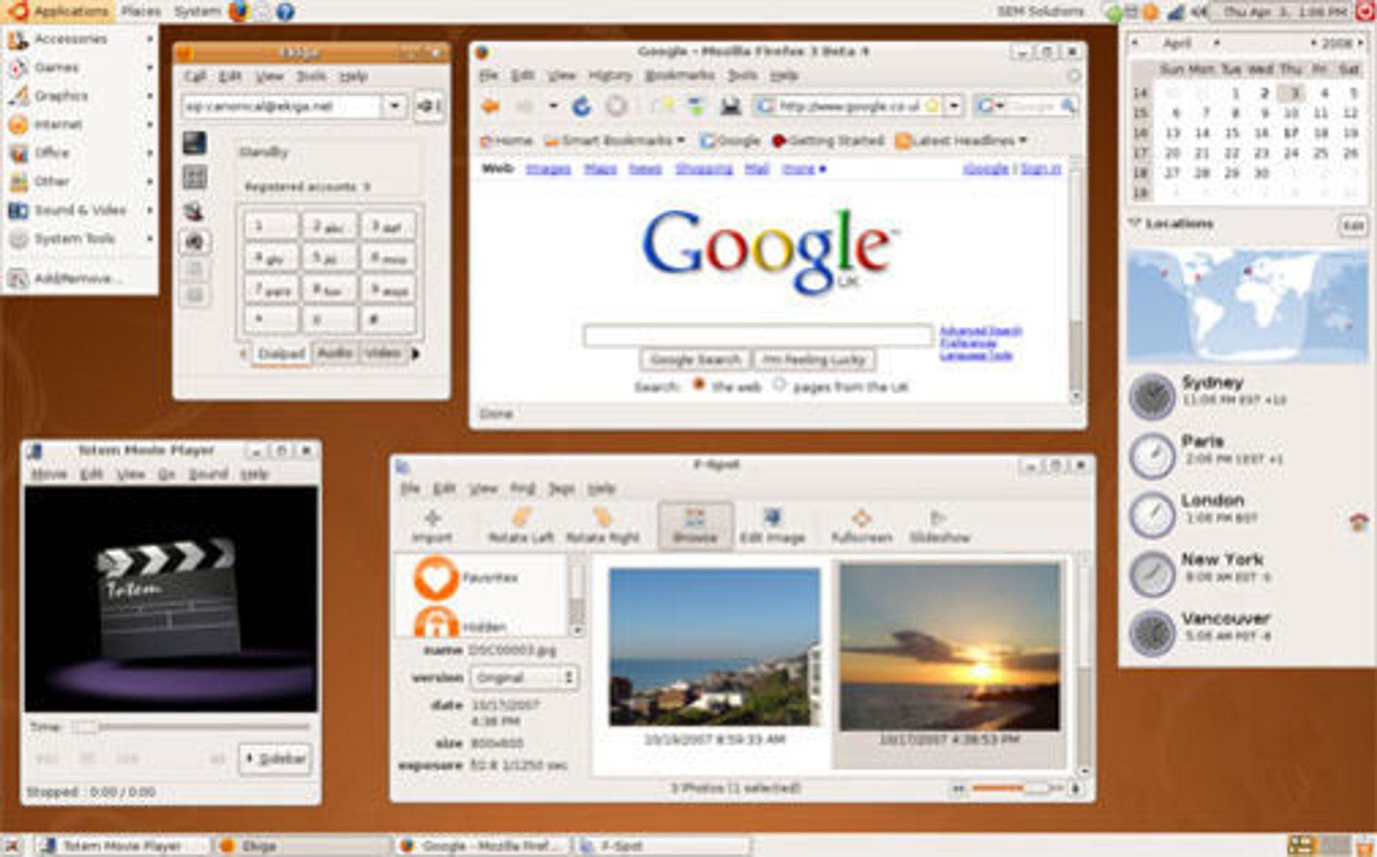 Ubuntu ser ganske bra ut allerede, men nå skal det blir enda bedre.