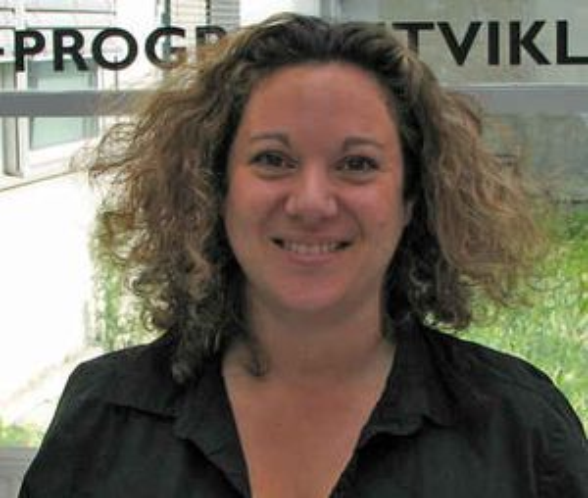 Jessica Hildrum, administrerende direktør i Programutvikling.