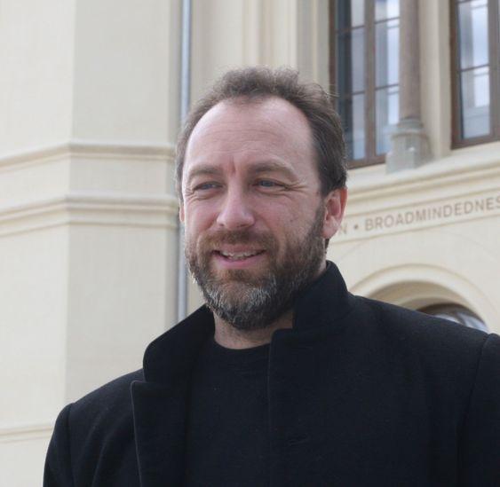Nettgründer Jimmy Wales starter miljø-wiki.