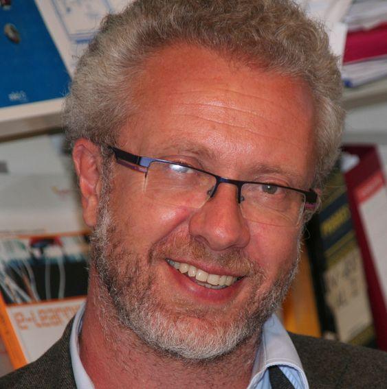 Professor i nettbasert læring, Morten Flate Paulsen NKI