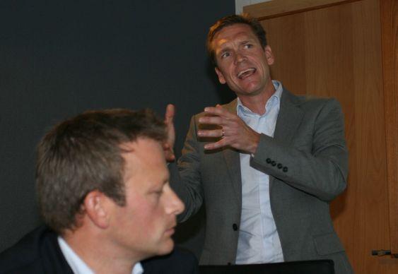 . Kompetansen på brukernivå er for lav, sier Frode Lukassen, forretningsansvarlig for tjenester i HP