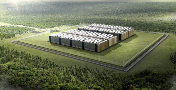 Entra Eiendom sitt planlagte datasenter vil være i verdensklasse hva angår energieffektivitet. Men det ligger i feil område, mener Naturvernforbundet.