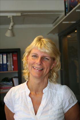 Marit Collin tok over som toppsjef i konsulentselskapet Kantega i mars i fjor.