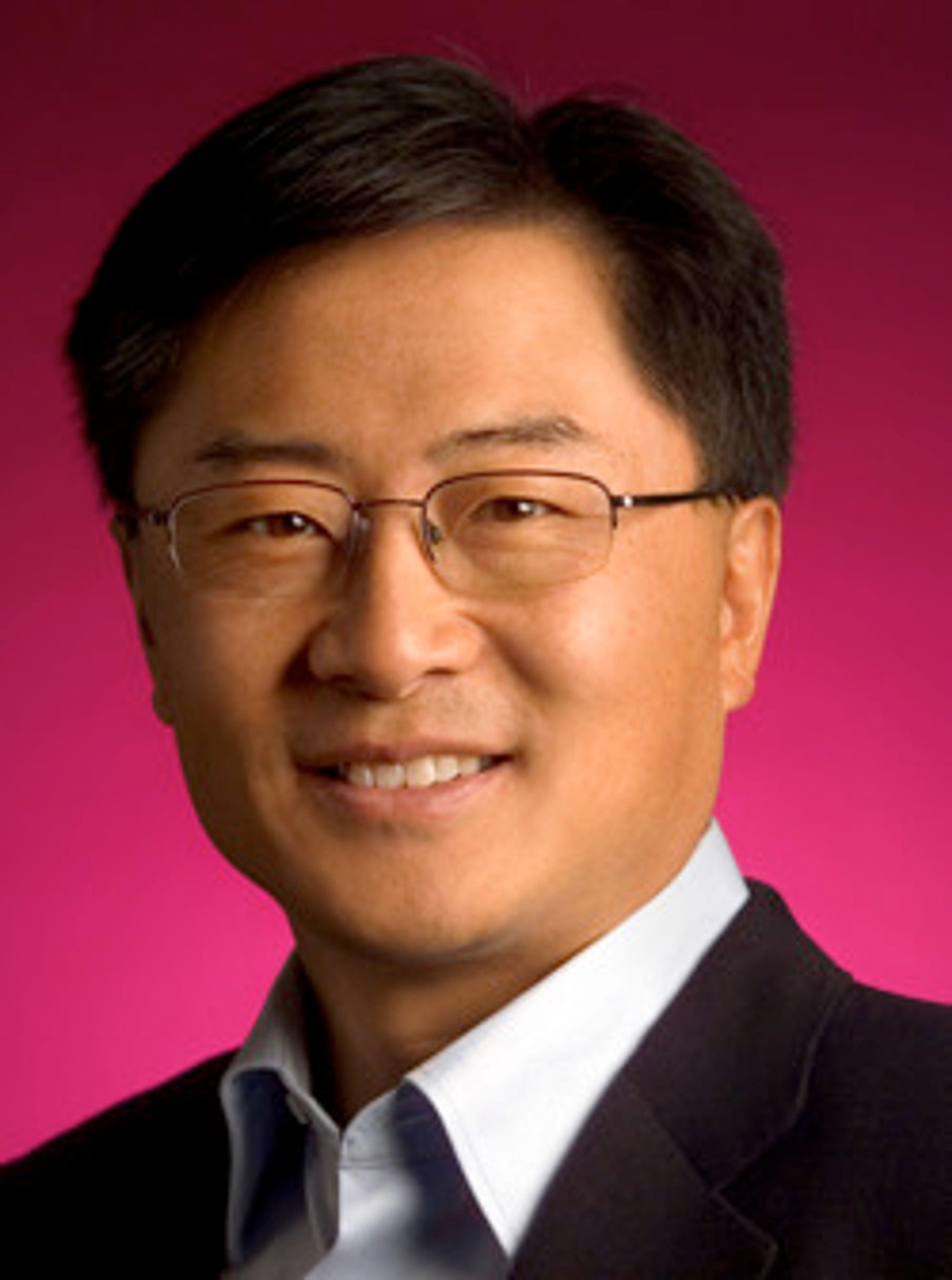 Avtroppende Android Market-sjef, Eric Chu.