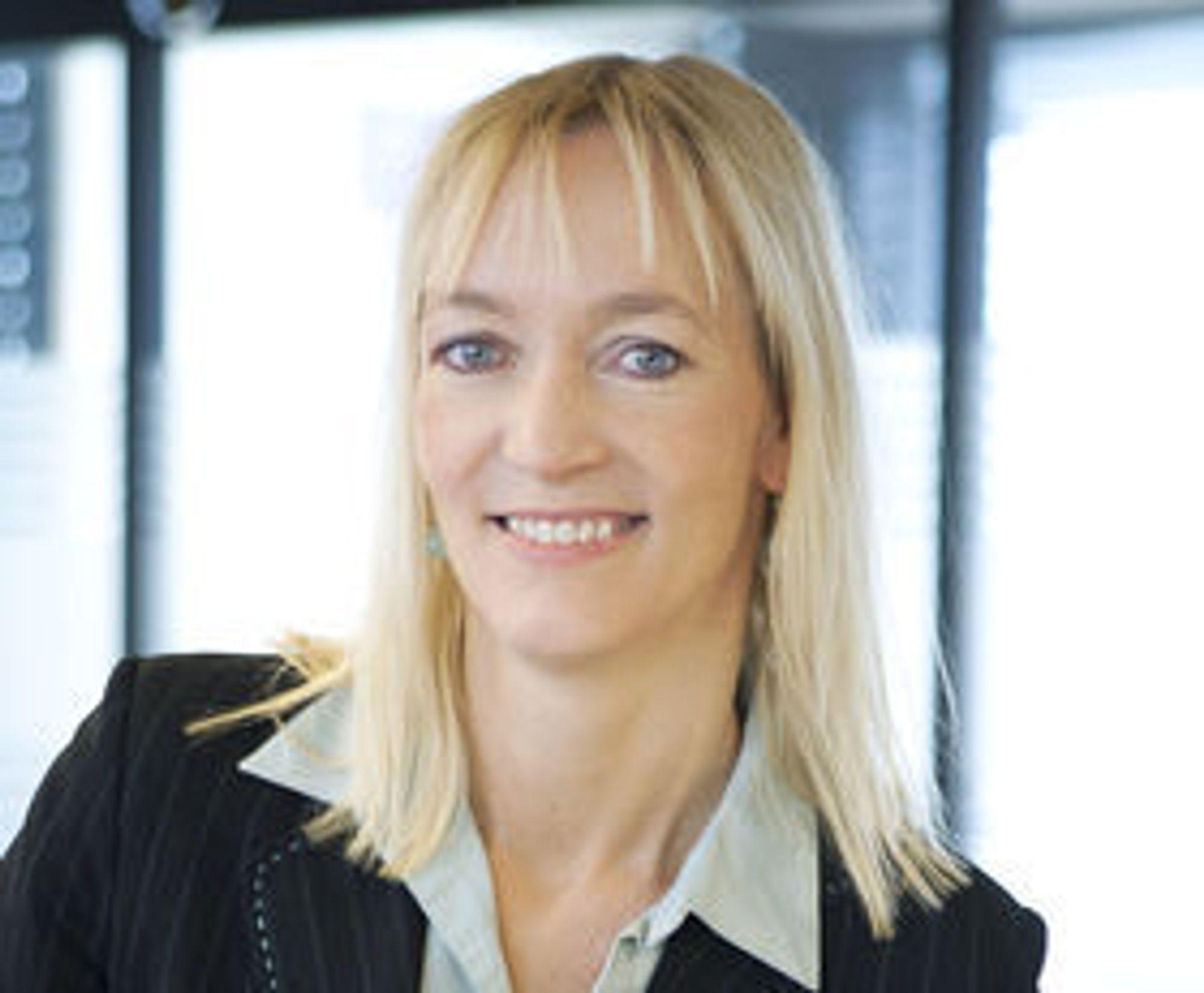 Anne-Sofie Breivik startet i EDB Ergogroup 1. mars. Hun kom fra stillingen som sjef for Microsoft Norge sitt storkunde-segment.