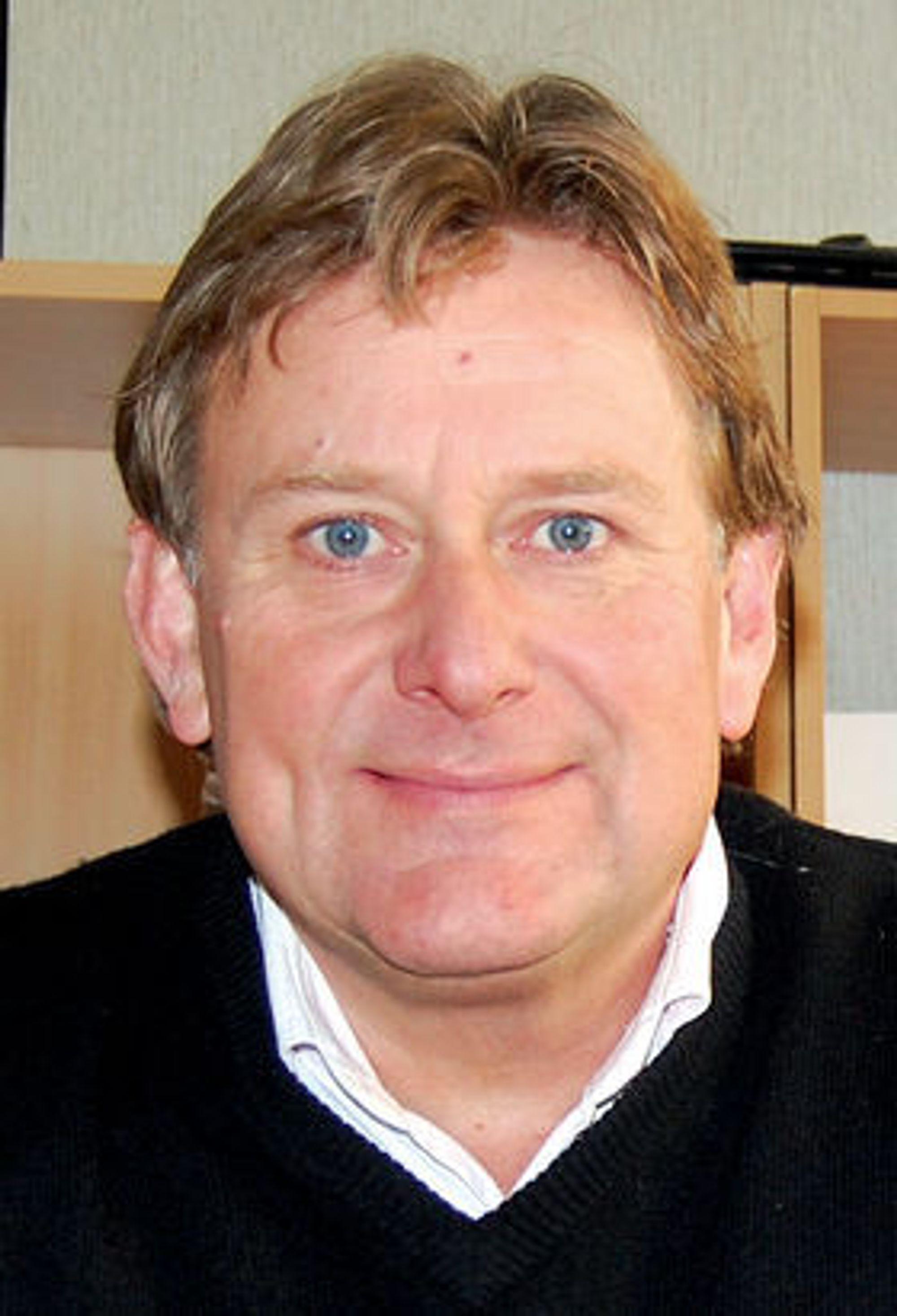 Ifølge Morten Østberg er NDS en klar nummer to i det norske markedet for systemleveranser, etter Atea.