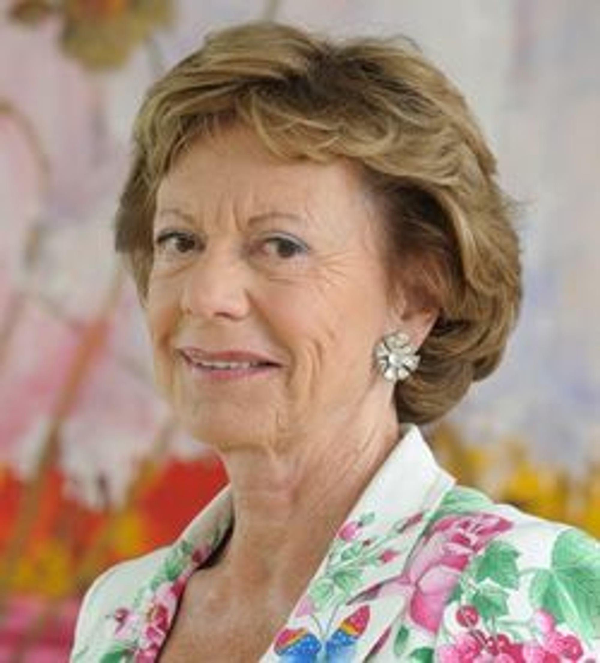 Sjef for EU-kommisjonens digitale agenda, Neelie Kroes.
