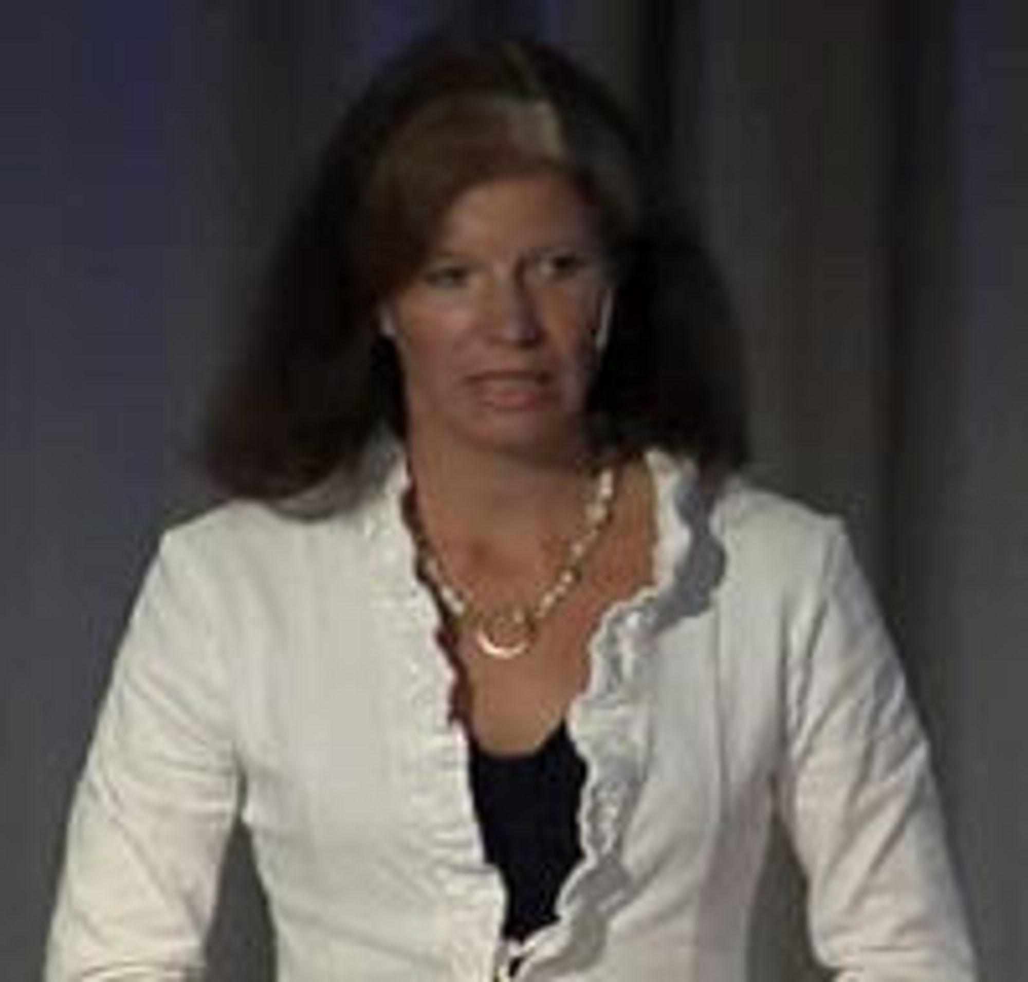 Ingrid Lorange, driftsjef i Telenor, forklarte under pressemøtet torsdag som som egentlig forårsaket nedetiden i mobilnettet.
