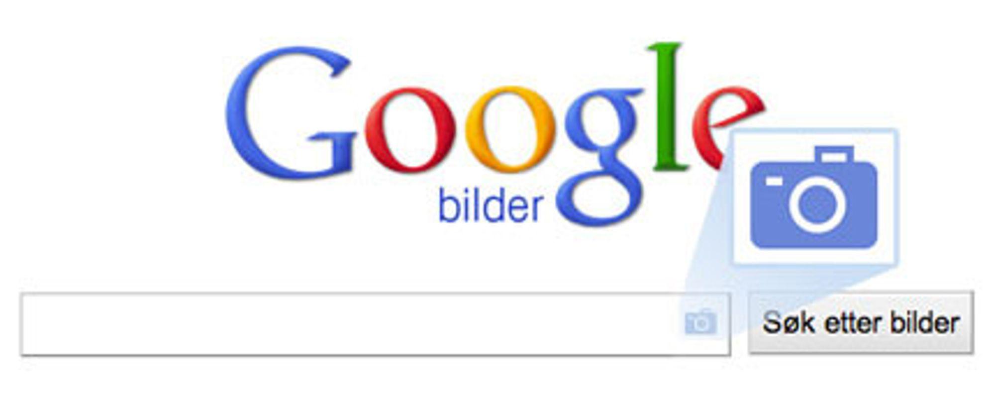 Google søk med bilder