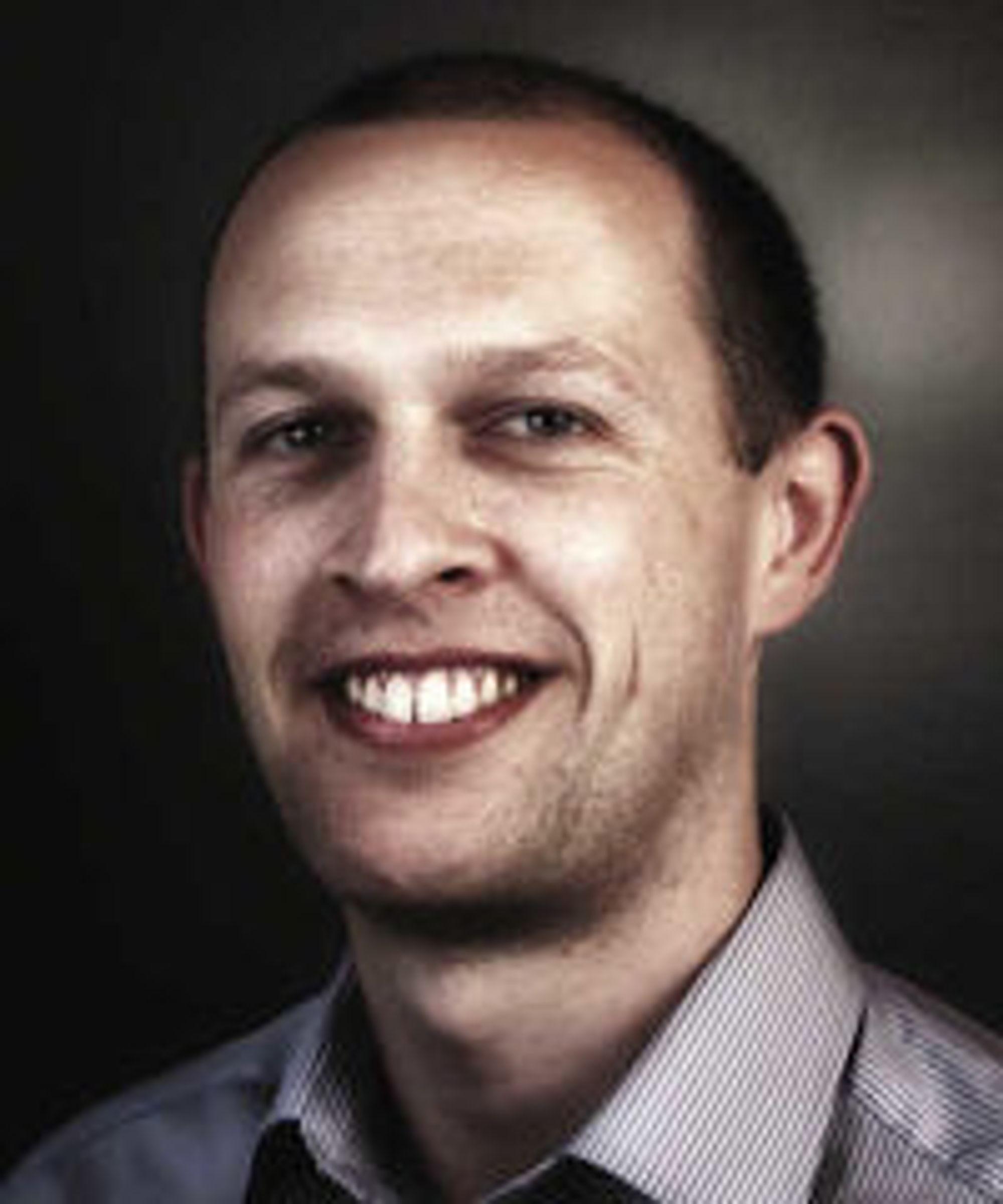 Kristian Madsen, administrerende direktør i Bookboon.com