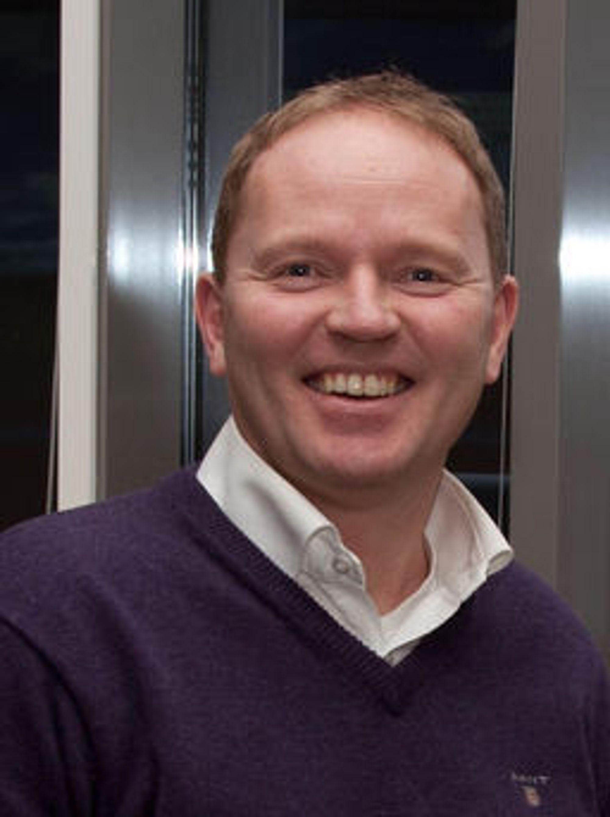 OUGN-formann Frank Vikingstad sier det ikke er tvil om at Oracle satser langt sterkere på Java enn Sun gjorde.
