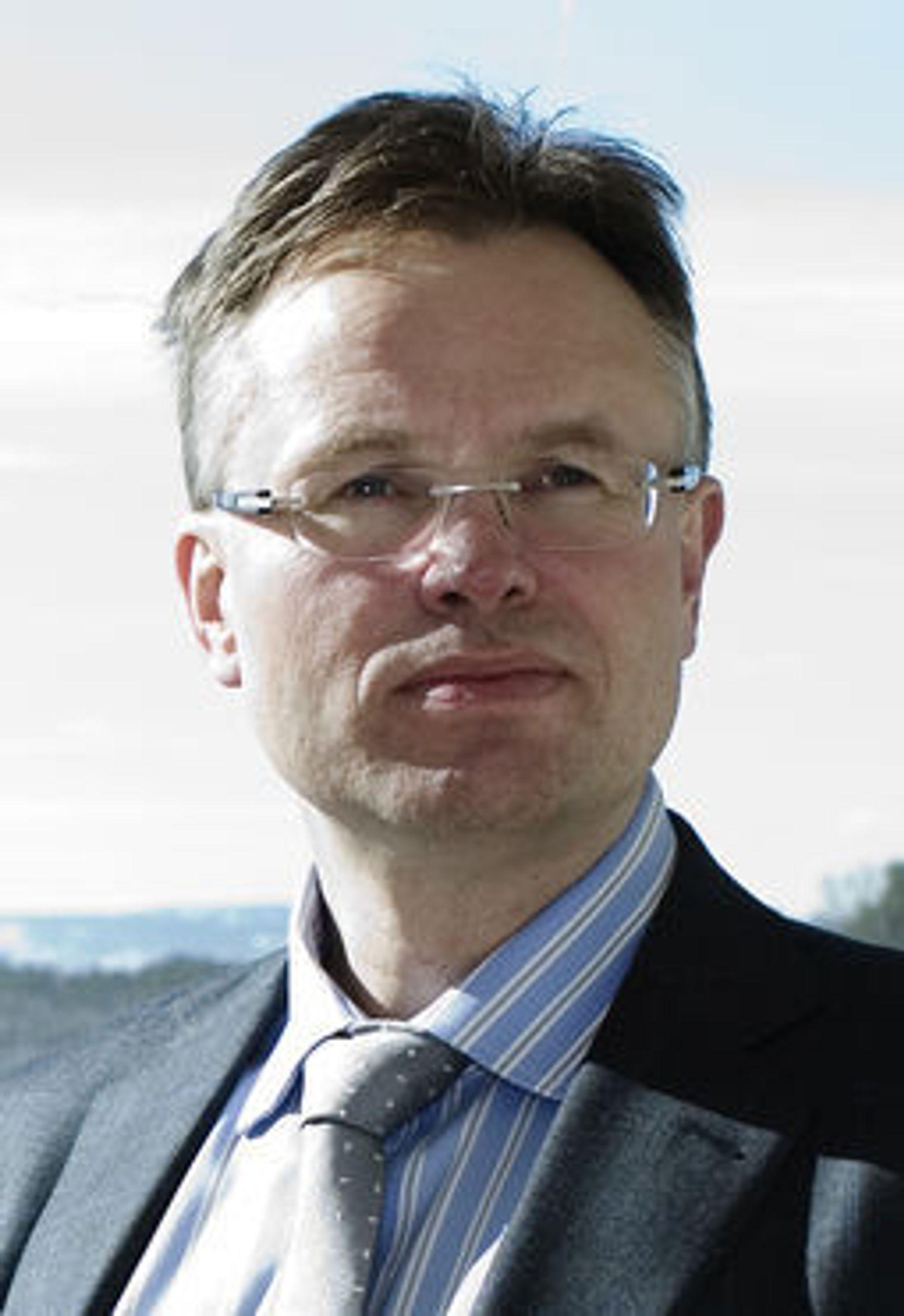 I tredje kvartal lanserer Visma «markedets mest omfattende nettbaserte ERP-løsning», sier Øystein Moan.