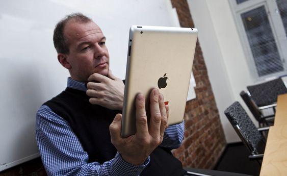 Apple-produkter figurerer høyt på listen over privat IT-utstyr som oftest brukes på jobb i norske bedrifter.