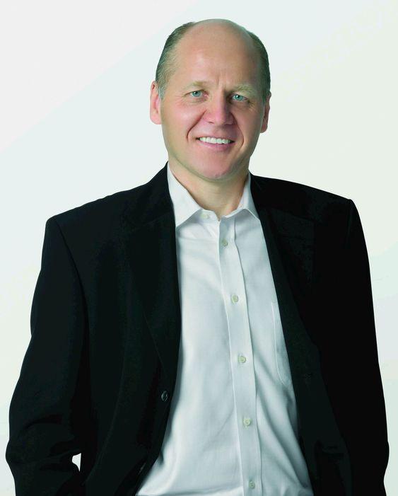 Sogve Brekke, Asia-sjef i Telenor.