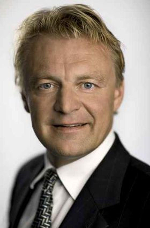 Claus Hougesen er toppsjef i Atea, som har vist kraftig vekst de siste kvartalene.