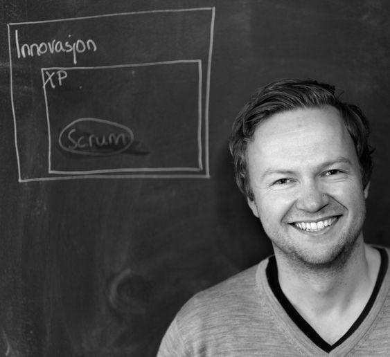 Anders Haugeto er partner i IT-selskapet Iterate.